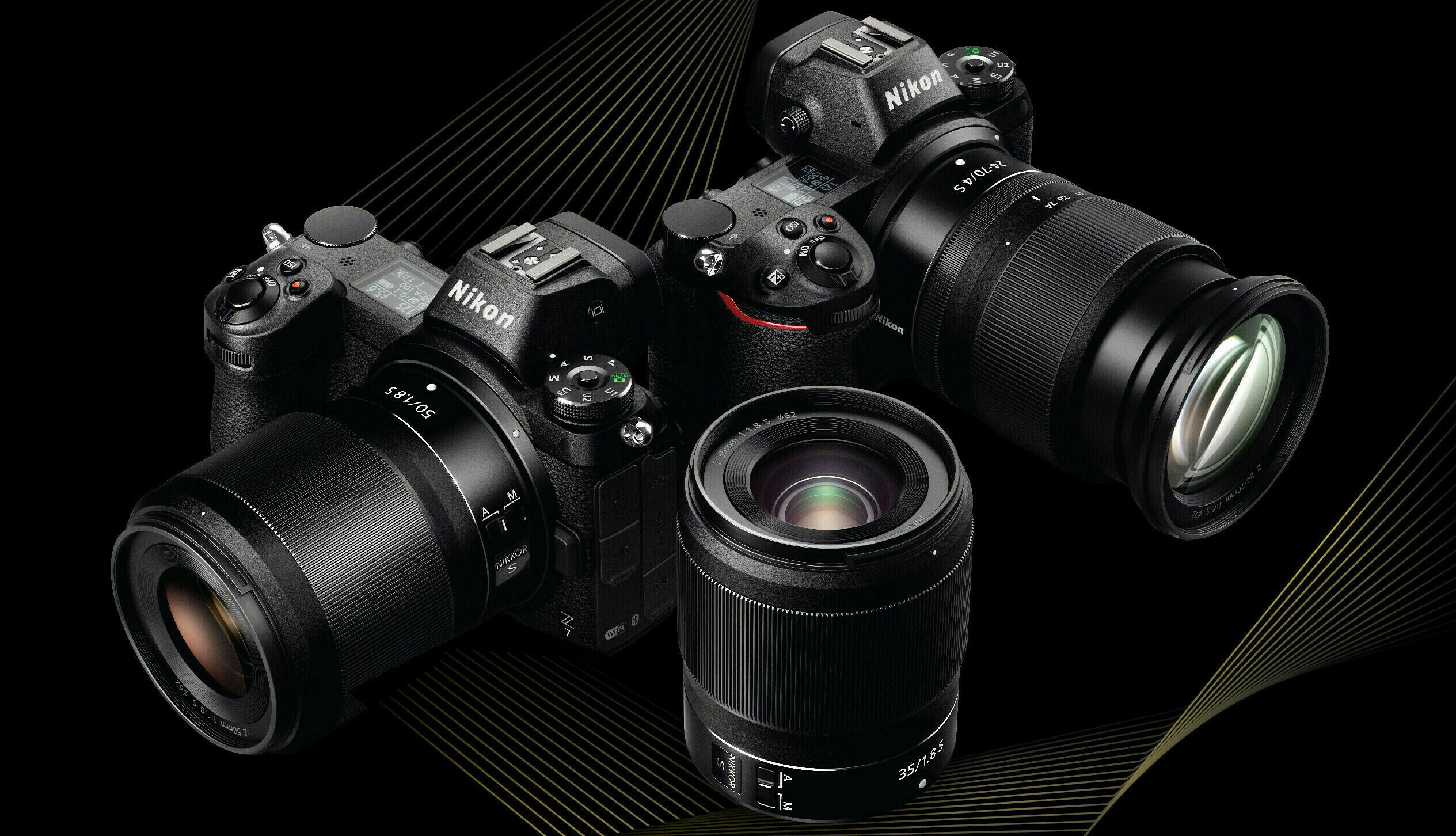 Nikon Z familly