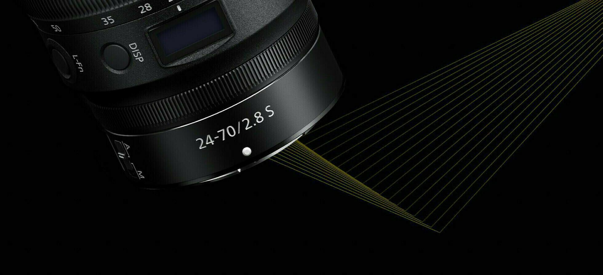 Nikon Z 24-70 mm f/2.8 S - Bannière