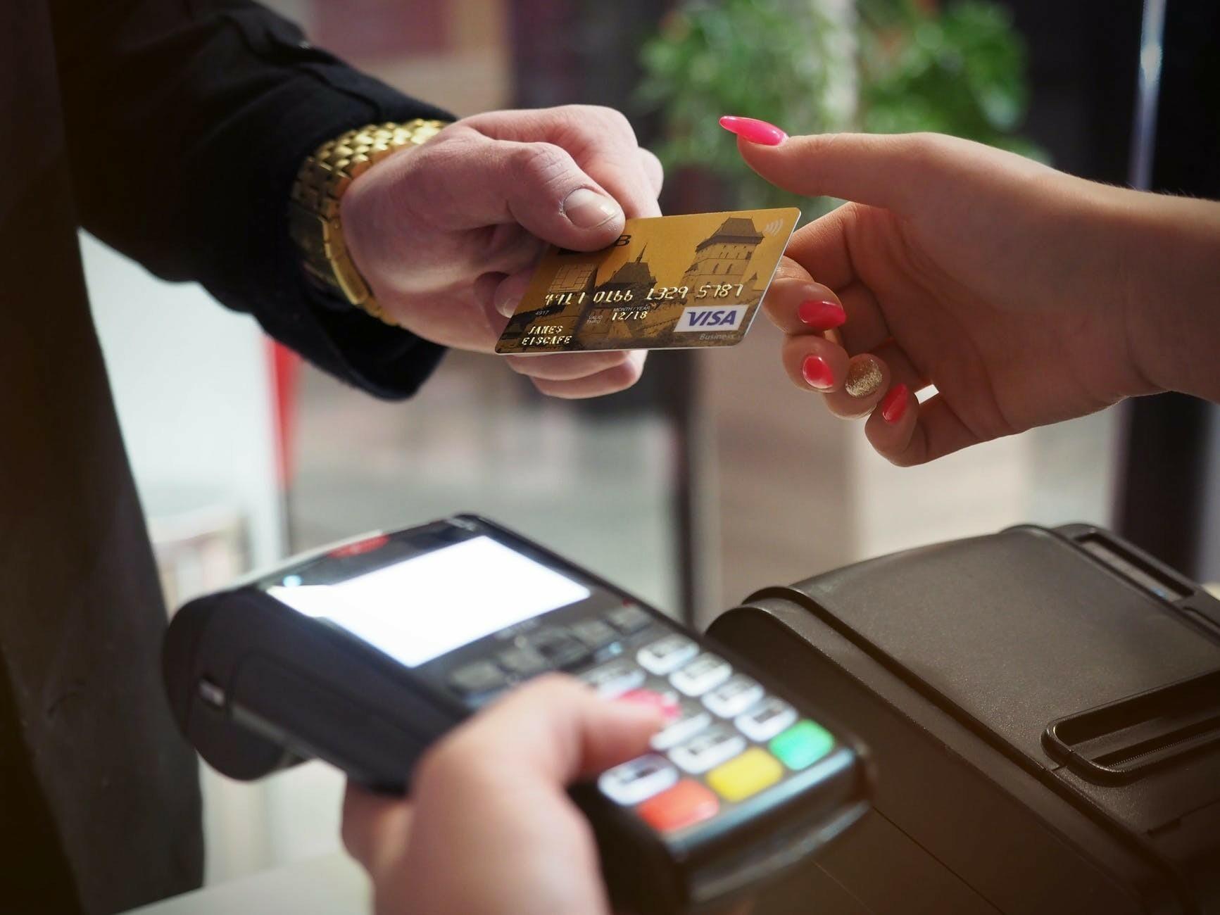 Moyen de paiement en boutique